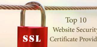 Website Security Certificate