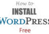 WordPress Blog Setup Service