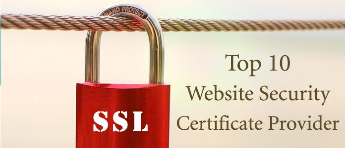 SSL Certificates (Website Security Certificate)-Top 10 SSL