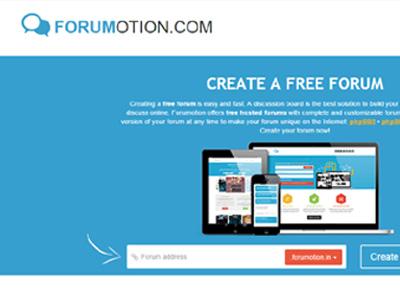 Forumotion.com Free Forum Host