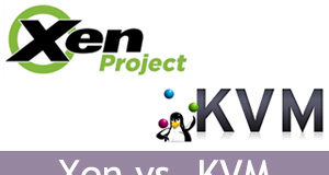 Xen vs KVM Virtualization