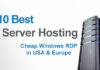 Cheap Windows RDP Server Hosting USA