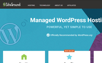 siteground wp hosting