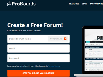 ProBoards.com Free Hosting Forum