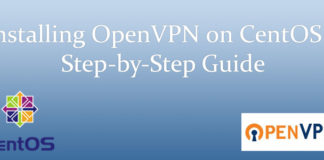 Install OpenVPN CentOS 7 Easy-RSA 3