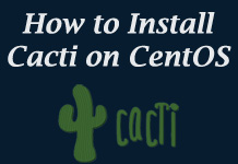 Install Cacti on Centos 7 Guide