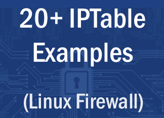 IPTables Config & Chains Examples