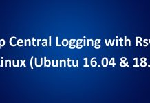 Rsyslog Server Setup in Linux Ubuntu
